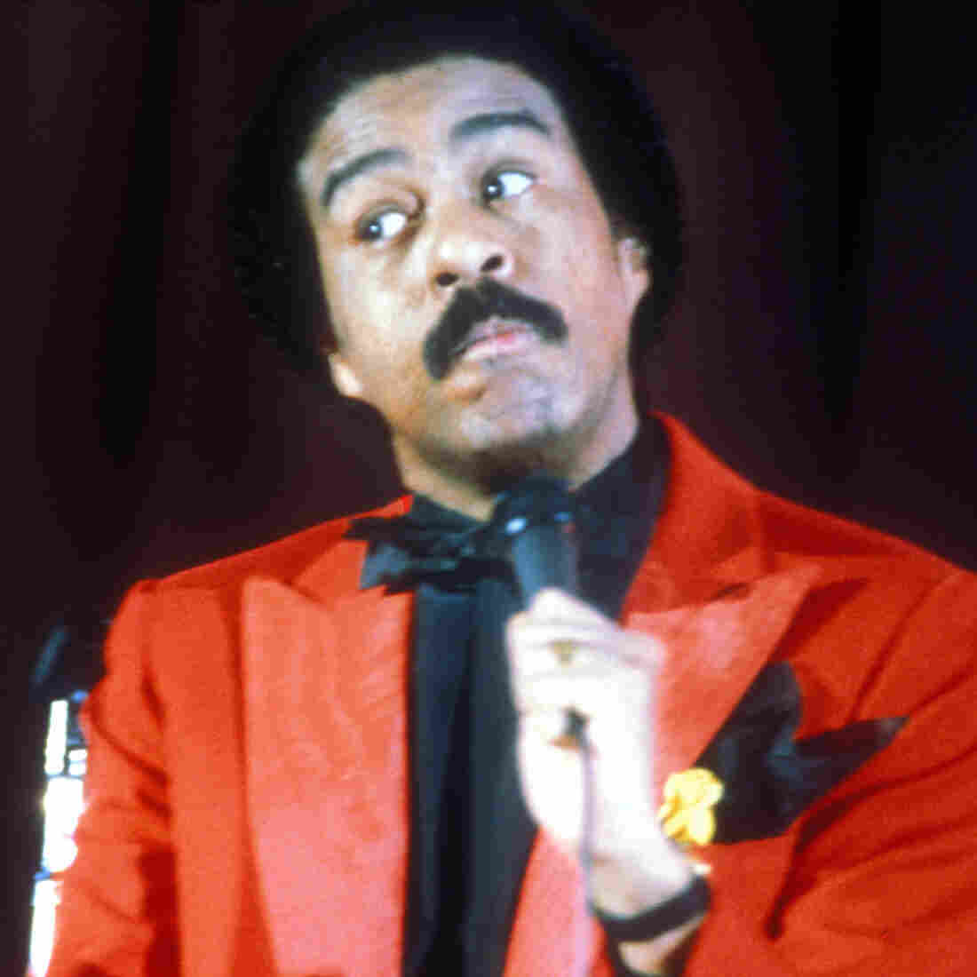 In this 1982 performance, comedian Richard Pryor makes fun of his well-known difficulties with cocaine.