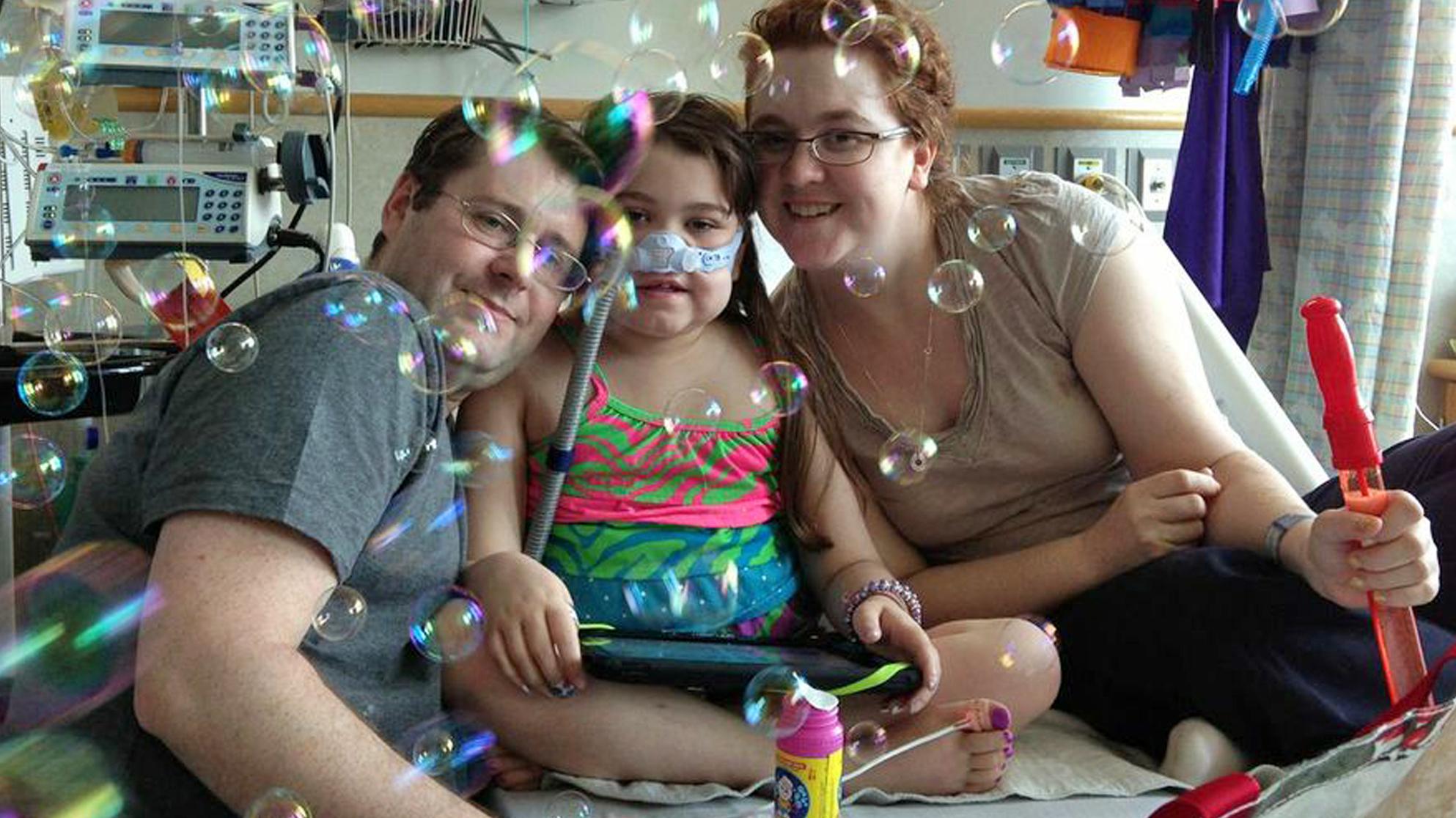 Girl's Need Breathes Life Into Debate Over Organ Allocation