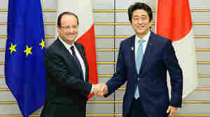 Oops! France's François Hollande Confuses China And Japan