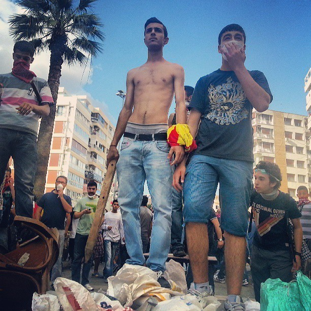 Bac posted this photo to Instagram on June 4. Bac says he took the photo two days earlier in Izmir, Turkey.