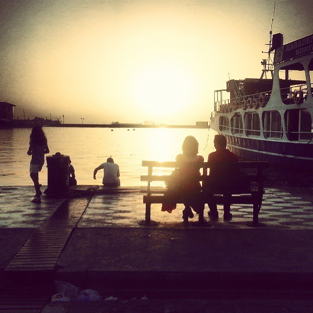 Instagrammer @serkanbac posted this photo in Izmir, Turkey, on May 30.