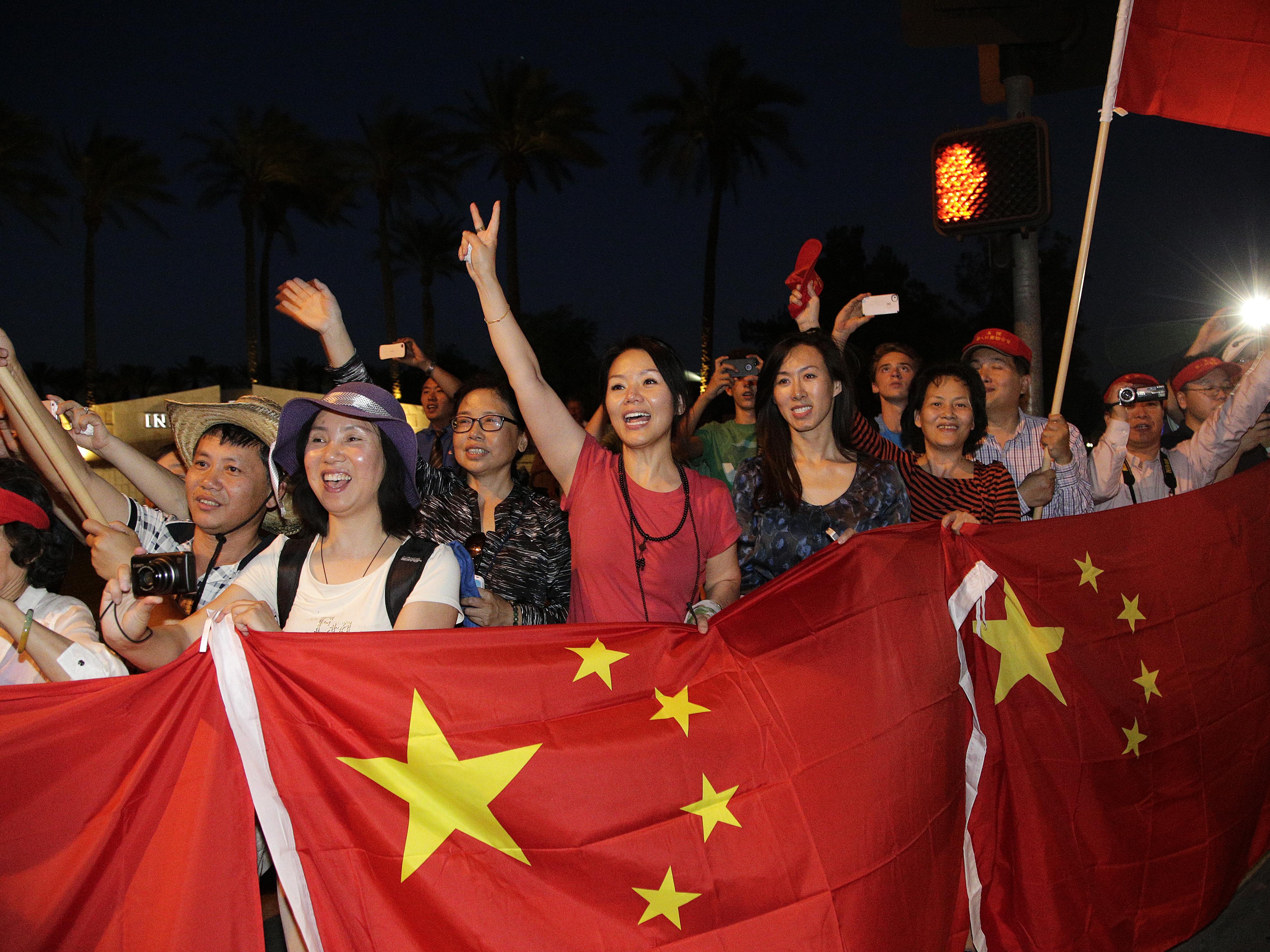 Poll: Americans, Chinese Harbor Mutual Suspicions