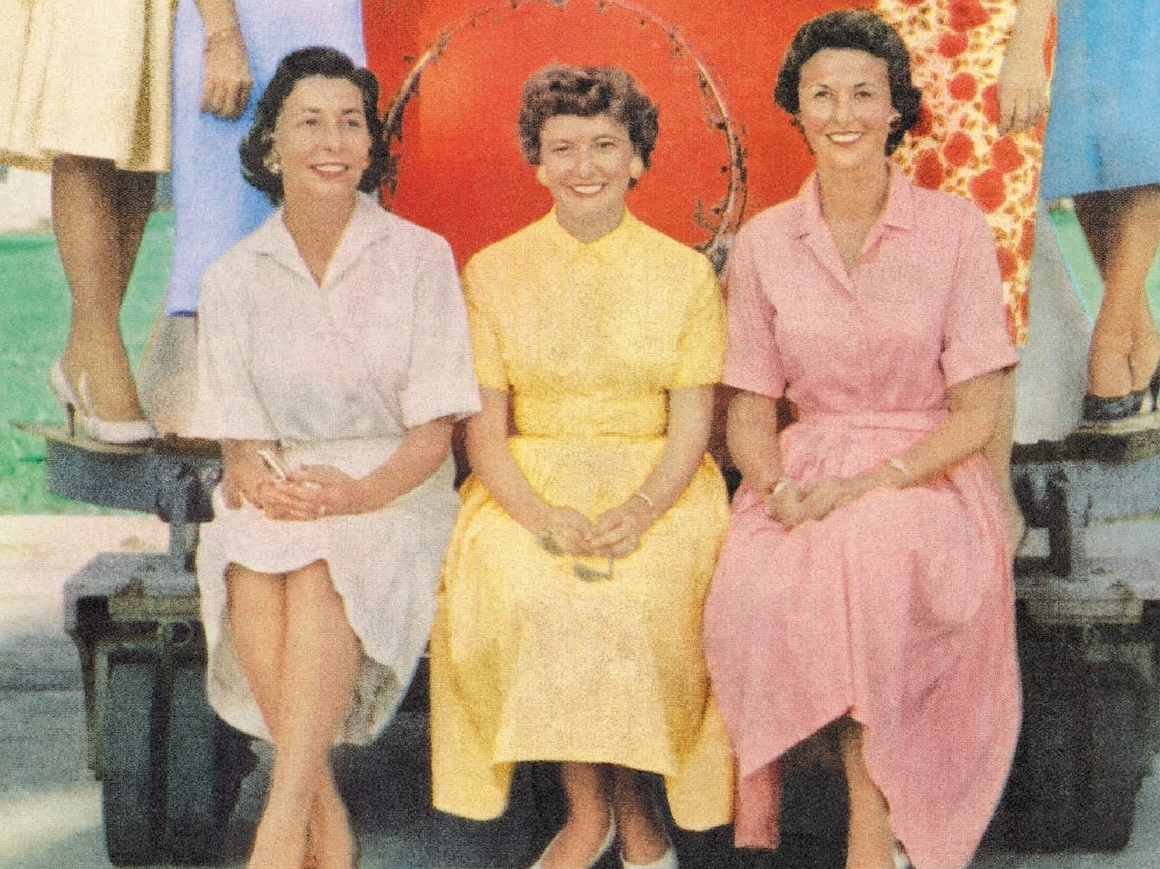 With Space-Bound Hubbies, 'Astrowives' Became 'First ...