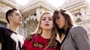 Austra's new album, Olympia, comes out June 18.