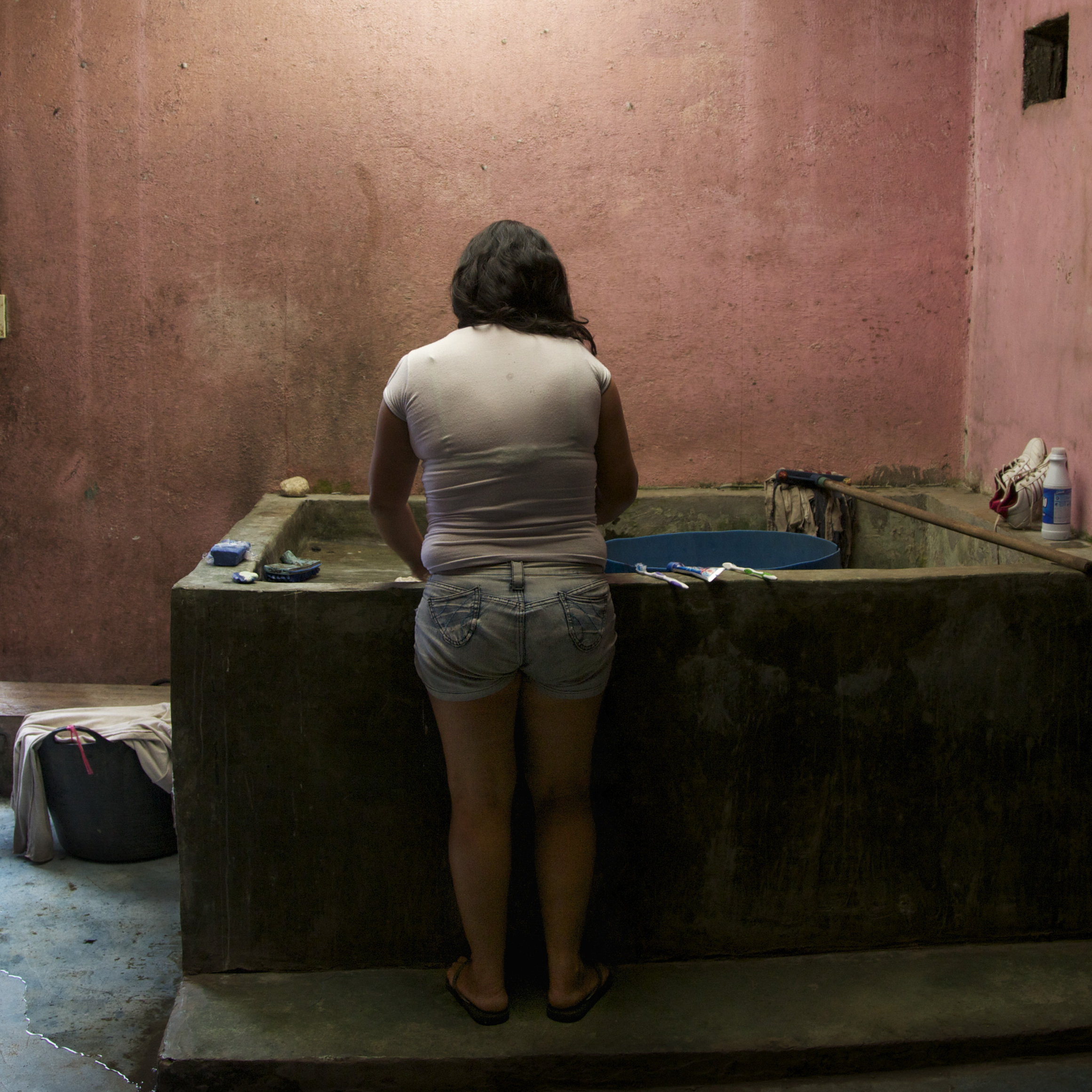 Isabel Narvaez, in El Placer, says she is still traumatized by the rape she suffered. The small hamlet in Colombia is just one place where women were victims of violent crimes during the civil conflict.