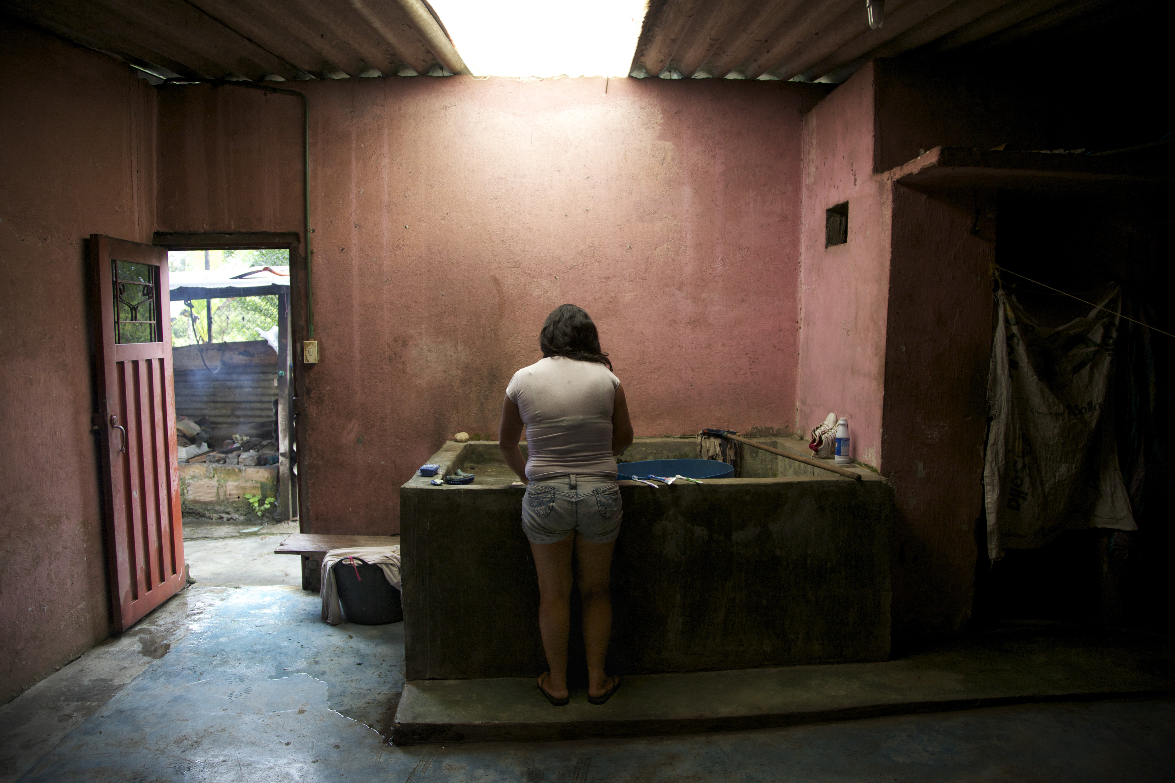 Isabel Narvaez is among countless women who remain traumatized by rapes they endured in El Pacer, Colombia. The small, remote hamlet in the country's south is just one place where women were victims of violent crimes during the civil conflict.