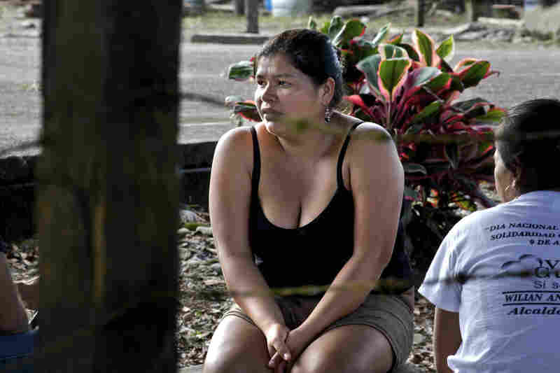 Paula Andrea Caicedo was raped when she was 15 years old. Now a mother of two, she says she's unable to forget the trauma and even questions her self-worth.