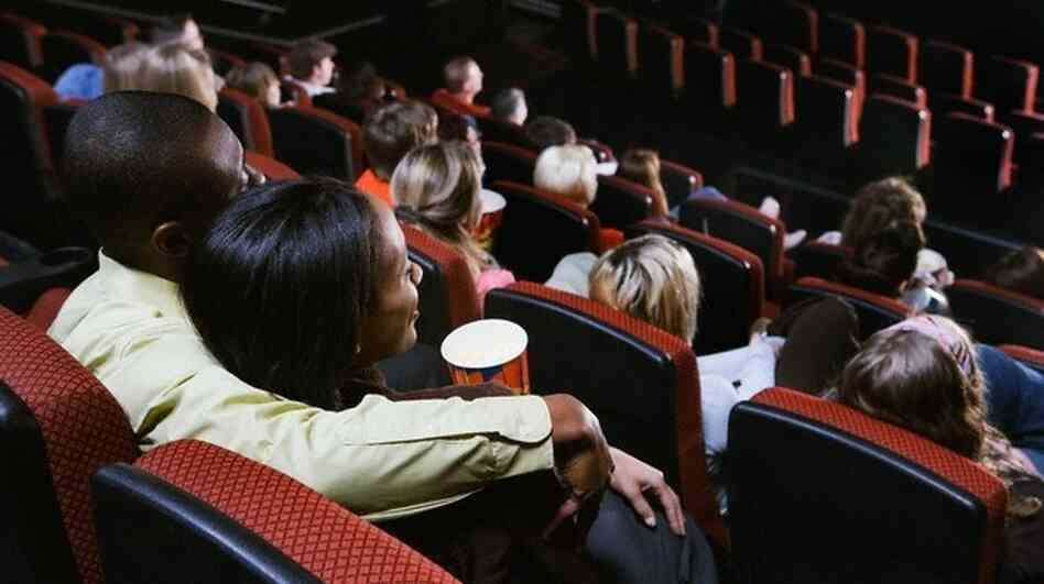 A poll by NPR, the Robert Wood Johnson Foundation and the Harvard School of Public Health found that African-Americans are unhappy with their local entertainment venues.