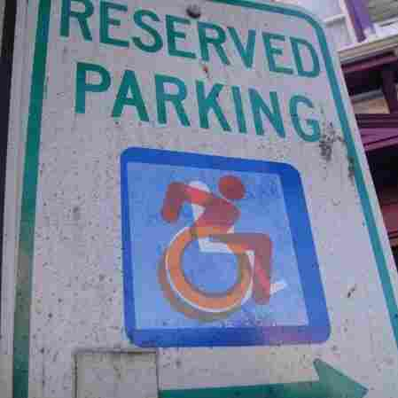 New Handicapped Sign Heads To NYC