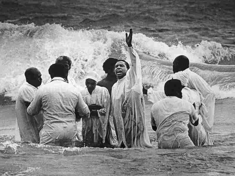 Chicago Lakefront Baptism
