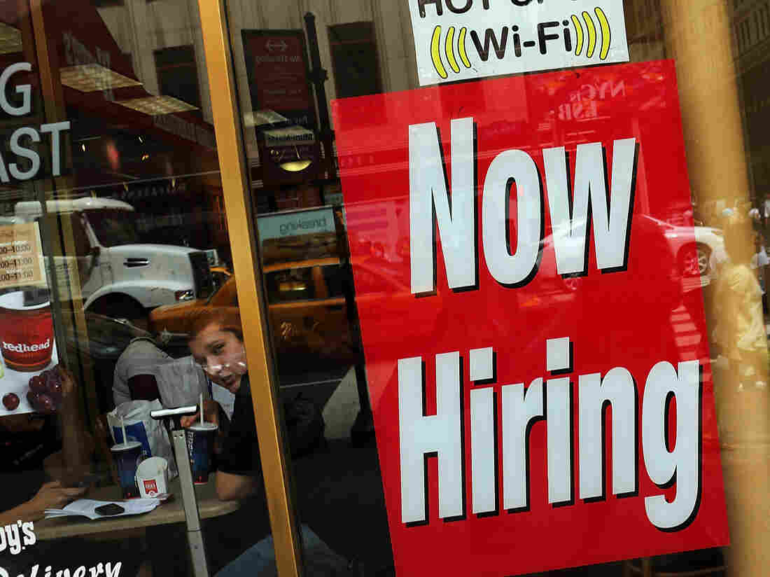 Employers did add more jobs in May, but the unemployment rate still went up.