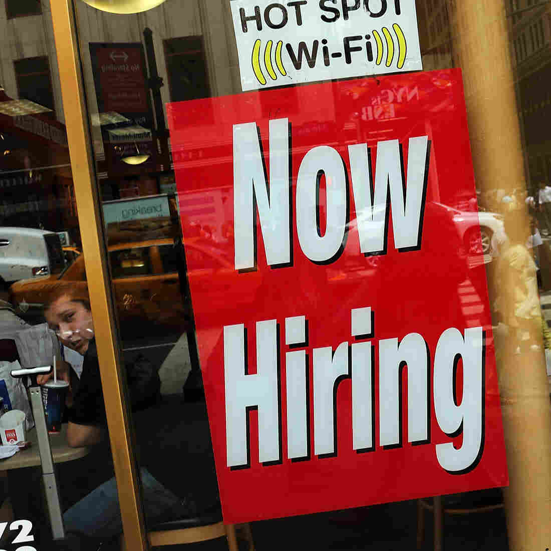 Job Growth Was Slow And Steady In May, But Jobless Rate Rose