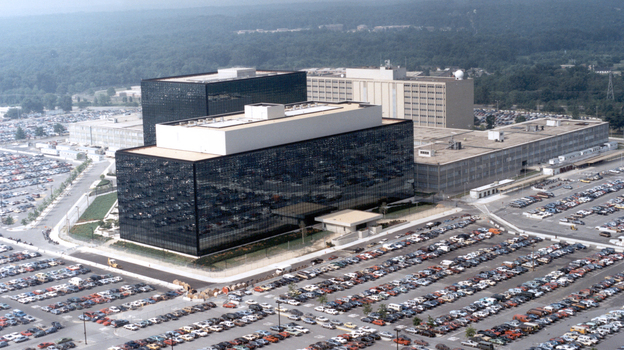The National Security Agency's headquarters in Fort Meade, Md. (Reuters /Landov)