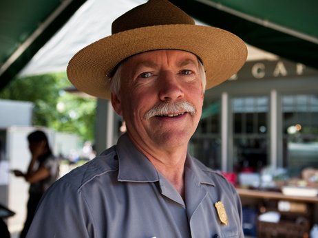 Jonathan Jarvis, the director of the National Park Service, announced a new initiative to offer more healthful food choices at national parks starting this summer.