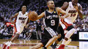 Spurs Beat The Heat In Game 1 Of NBA Finals