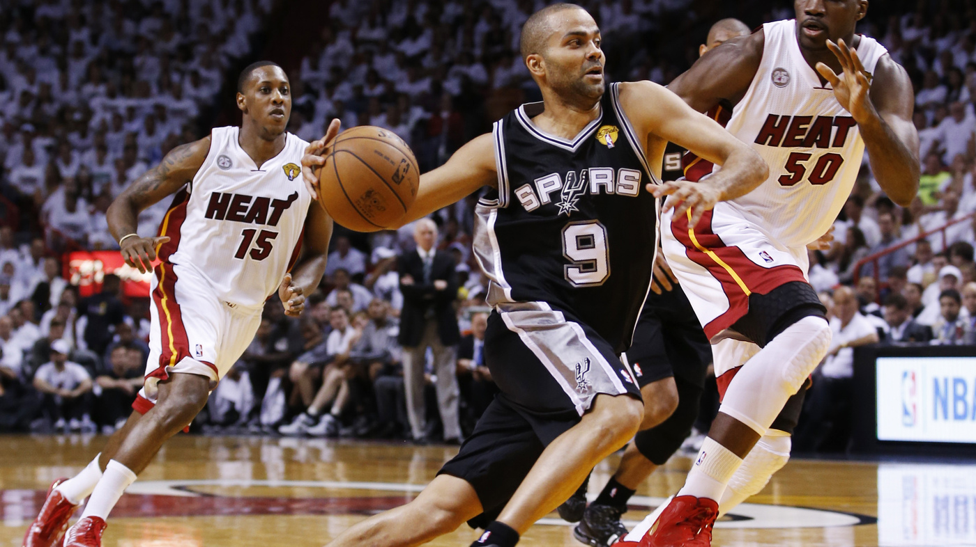 Spurs Beat The Heat In Game 1 Of Nba Finals The Two Way