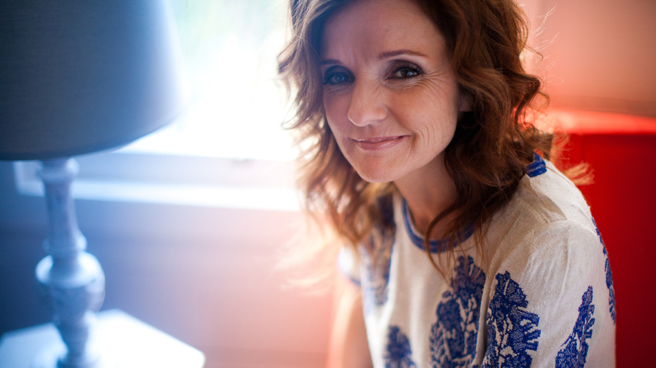 Patty Griffin On World Cafe