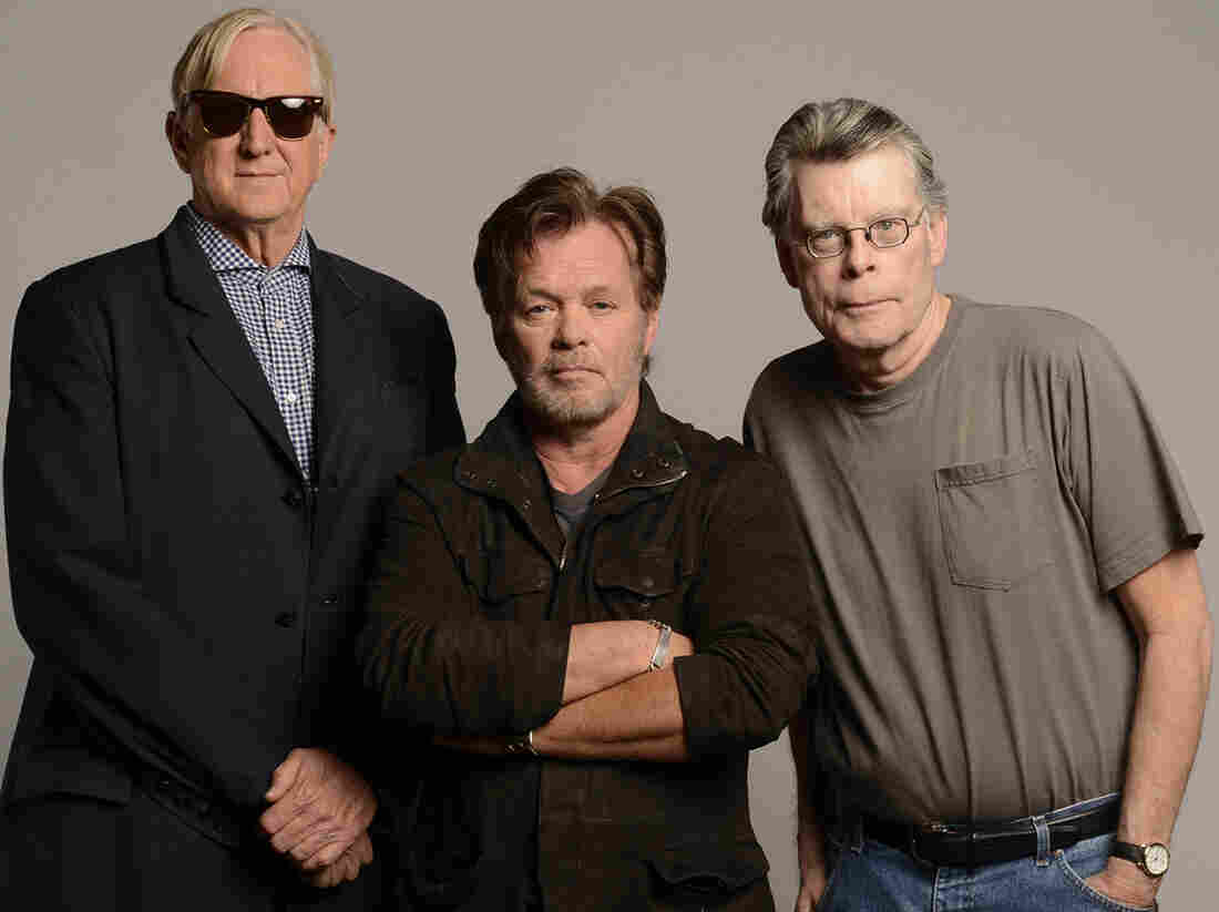 T-Bone Burnett, John Mellencamp and Stephen King are the creative team behind Ghosts of Darkland County, a stage show based on a true story of small-town tragedy.