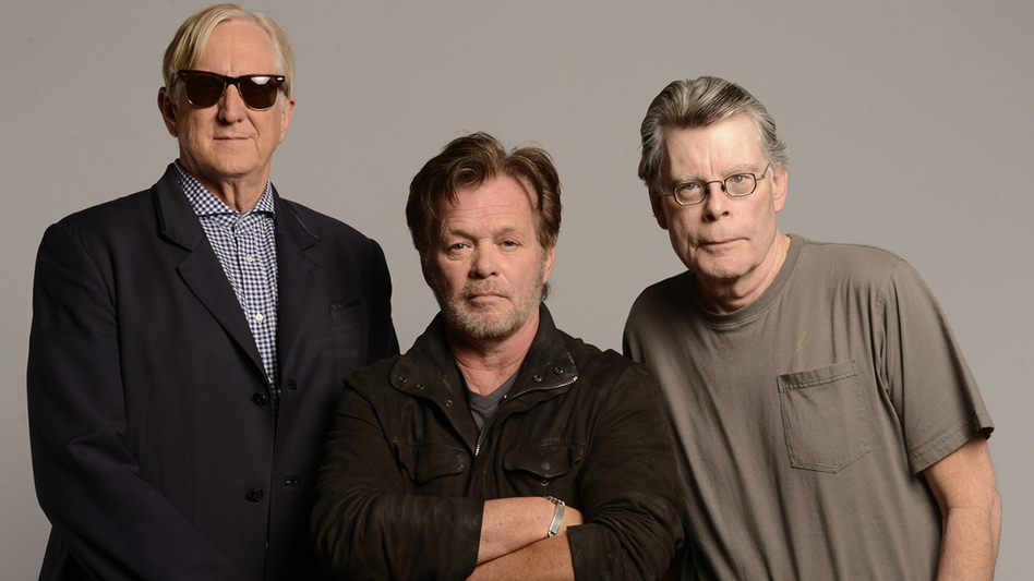 T-Bone Burnett, John Mellencamp and Stephen King are the creative team behind Ghosts of Darkland County, a stage show based on a true story of small-town tragedy. (Courtesy of the artist)