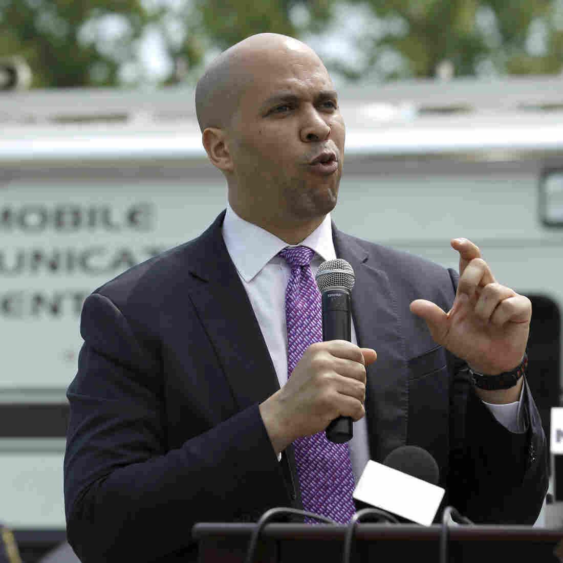 Newark Mayor To Run For New Jersey's Open U.S. Senate Seat