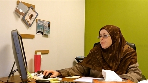 Karen Danielson, who was raised Catholic, converted to Islam 30 years ago. (Courtesy of the Muslim American Society Chicago)