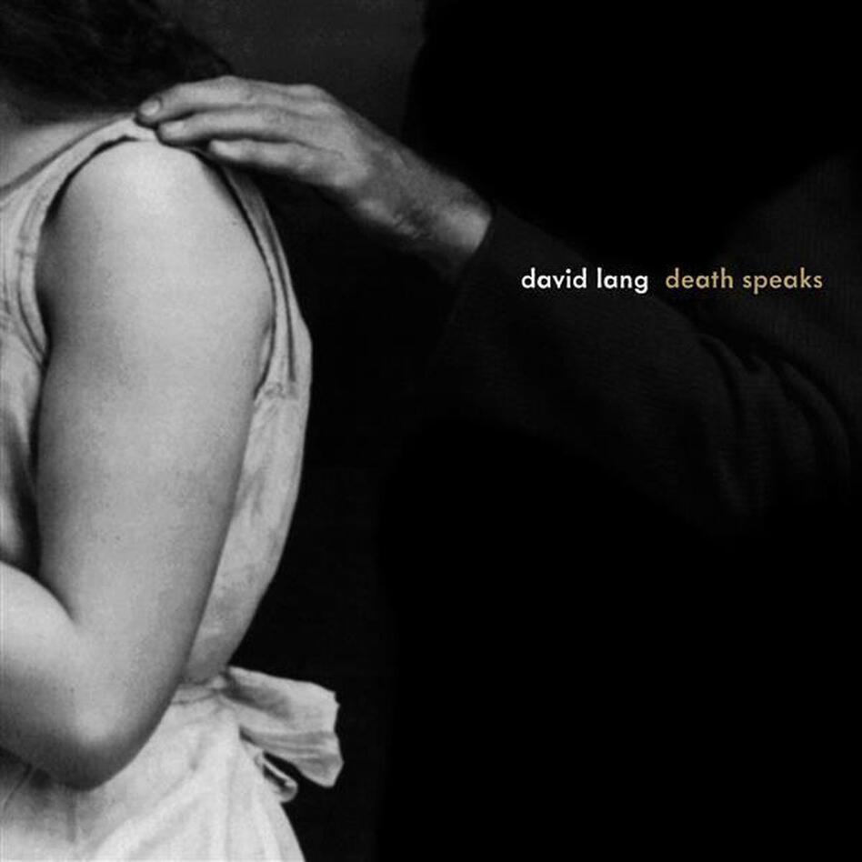 Death Speaks album cover