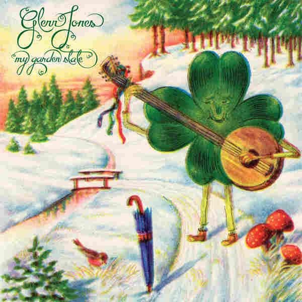 Glenn Jones album cover
