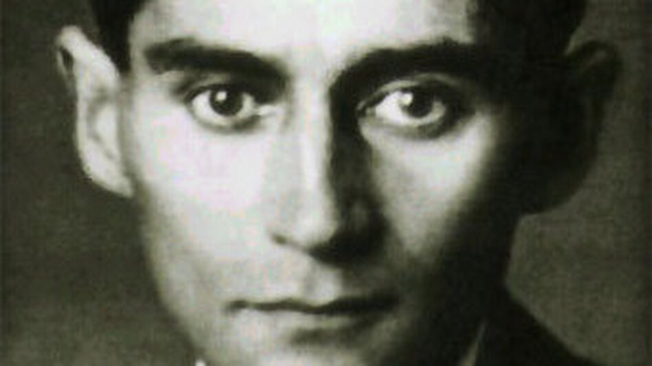 Author Franz Kafka's writings include The Metamorphosis, The Castle and The Trial. (Wikimedia Commons)