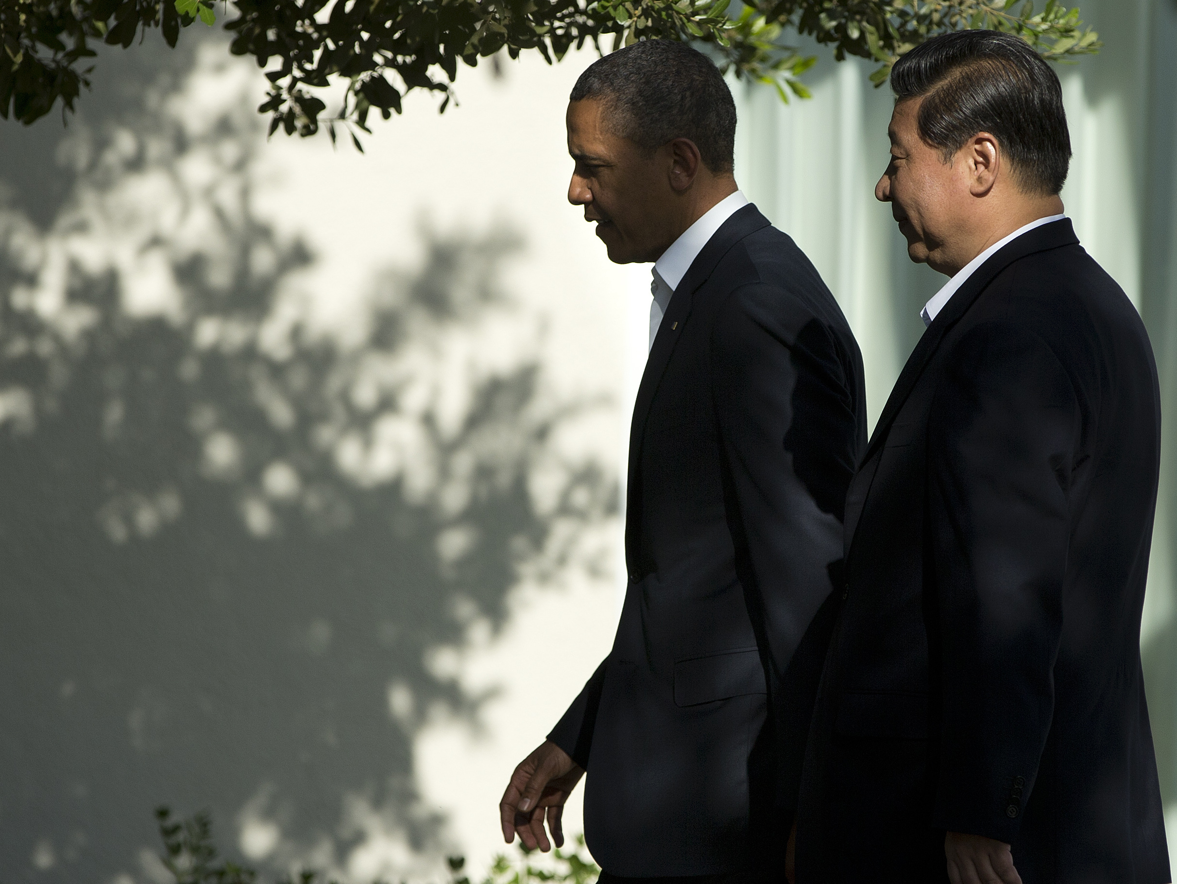 NSA Scandal Looms Over Obama's Talks With China's Xi