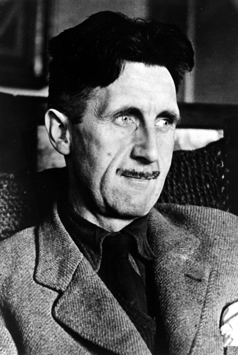 In his novel Nineteen Eighty-Four, British author George Orwell warned of the dangers of bureaucratic power run amok — but he also recognized that the protection of the state, while intrusive, is necessary.