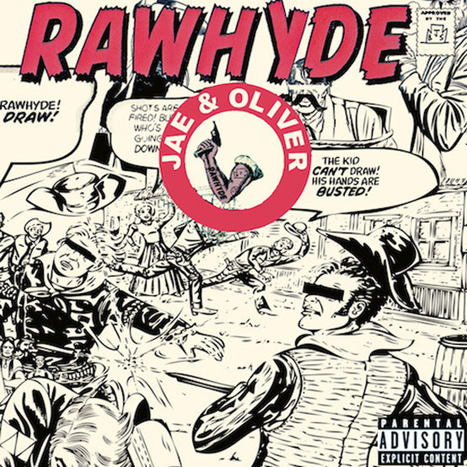 Rawhyde album cover