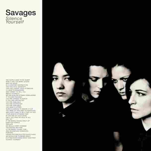 Savages album cover