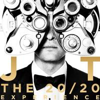 Justin Timberlake album cover