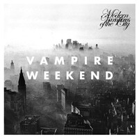 Vampire Weekend album cover