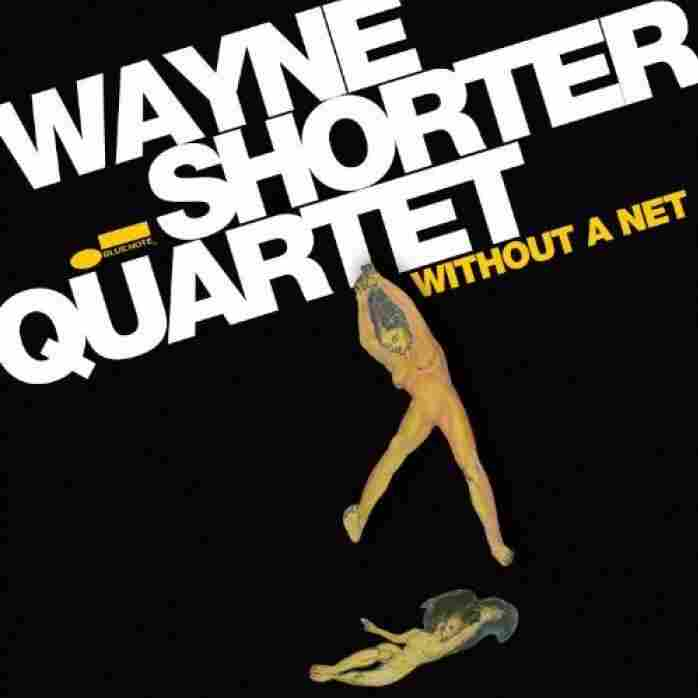 Wayne Shorter album cover