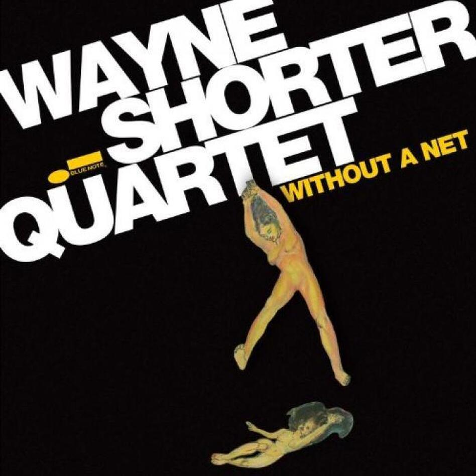 Wayne Shorter album cover