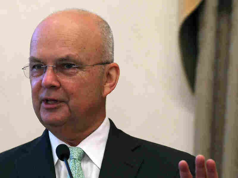 Retired Gen. Michael Hayden, former CIA and National Security Agency director, in a 2012 photo.