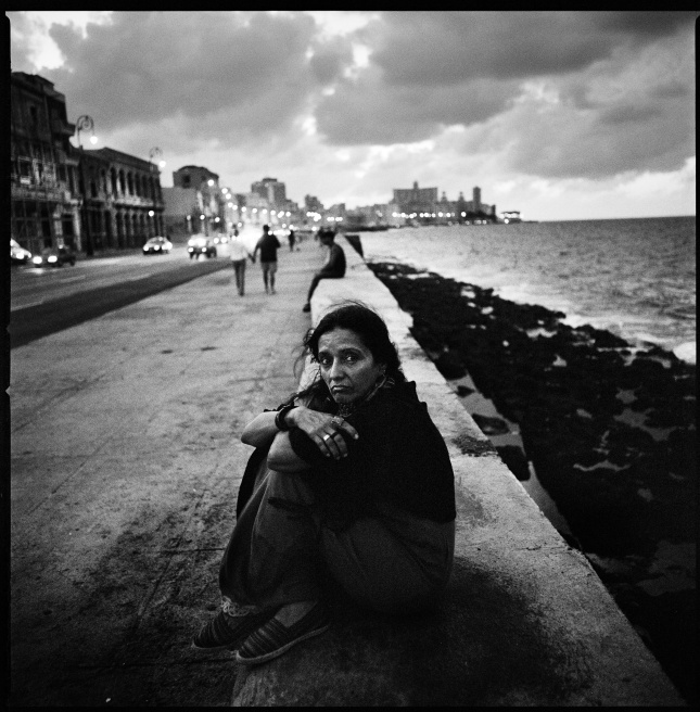 Maria Santucho is the daughter of an Argentine militant, Oscar Santucho, who disappeared in 1976 at the hands of the military. She was also arrested and forced into exile in 1976, and has lived in Cuba since then. Havana, Cuba, December 2006