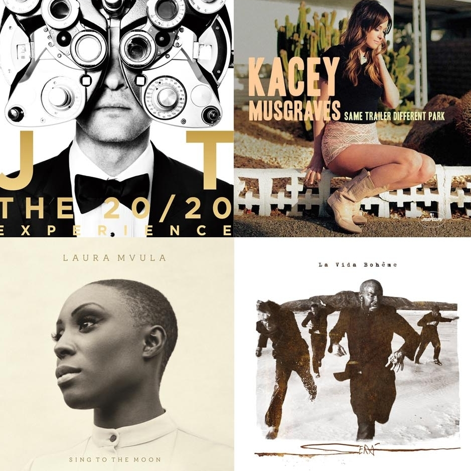 NPR Music's 25 Favorite Albums of the Year, So Far