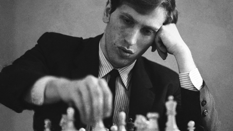 U.S. chess grandmaster Bobby Fischer, shown in 1971, a year before he won the world's most famous chess match, fled to Iceland in 2005 to avoid prosecution in the U.S. He remained there until his death in 2008.
