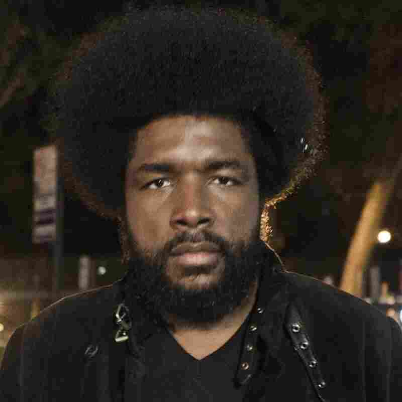Questlove's Roots: A 'Meta' Memoir Of A Lifetime In Music