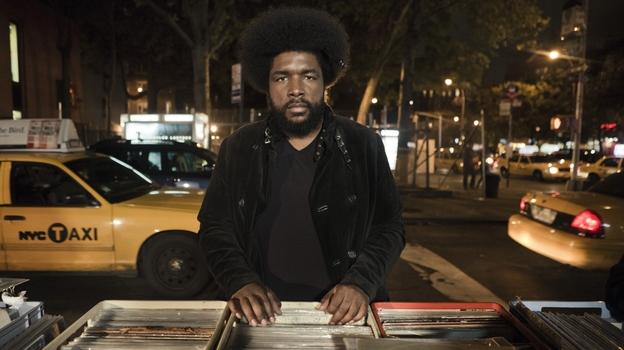 "In his new memoir, Ahmir ""Questlove"" Thompson describes his life in music — and how he mimicked beats at just 10 months old. (Grand Central Publishing)"