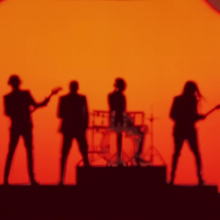 "Daft Punk in the video for ""Get Lucky,"" one of NPR Music's favorite songs of the year so far."