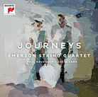 The Emerson String Quartet's new album, Journeys.