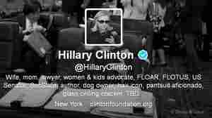 With Nod To 'Texts From Hillary' Guys, Clinton Joins Twitter