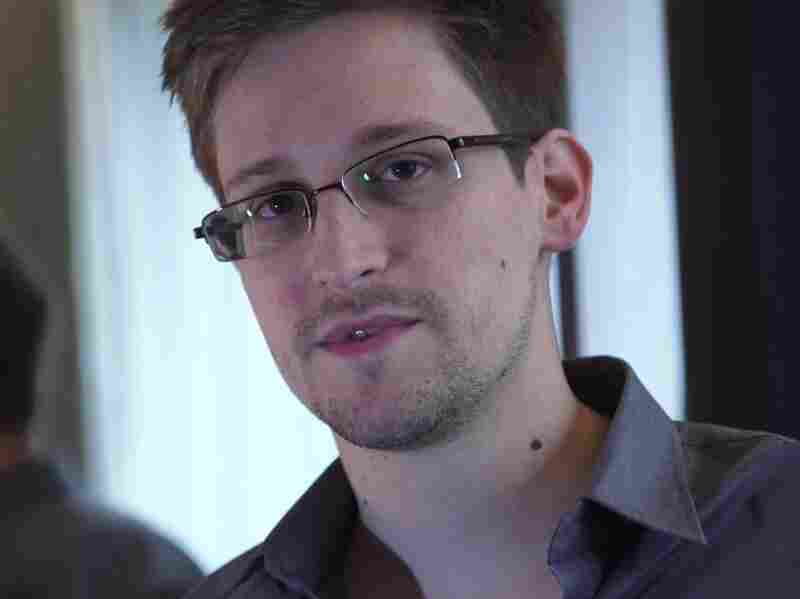 "In a video interview with The Guardian, Edward Snowden says he exposed NSA monitoring because ""the public needs to decide whether these programs and policies are right or wrong."""