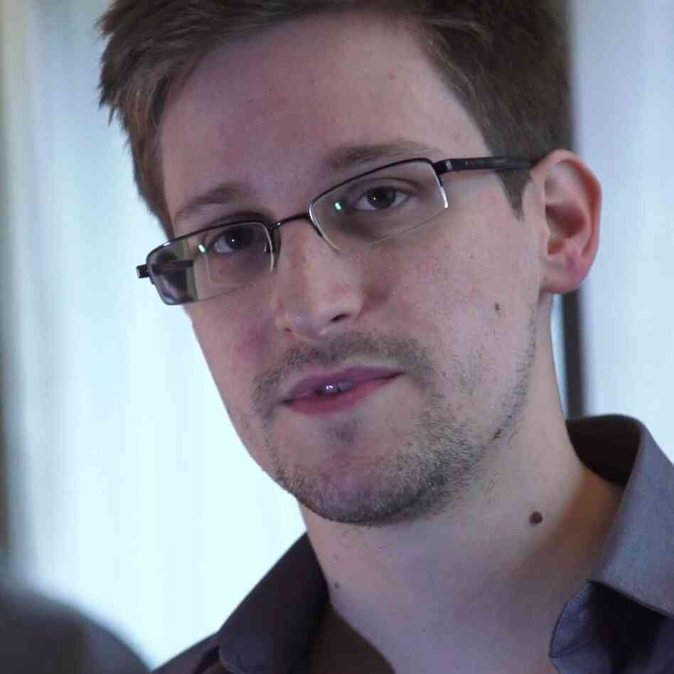 Who Is Edward Snowden The Nsa Leaker on gentleman opening door