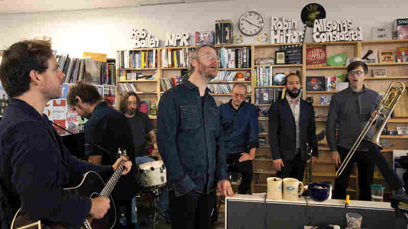The National: Tiny Desk Concert