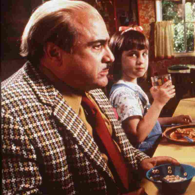Mara Wilson starred with Danny DeVito in the 1996 movie Matilda.