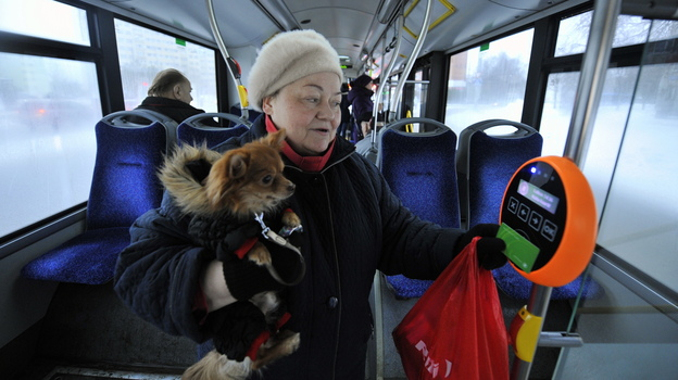 Residents of the Estonian capital of Tallinn can use public transportation for free after purchasing a special card for 2 euros. (AFP/Getty Images)